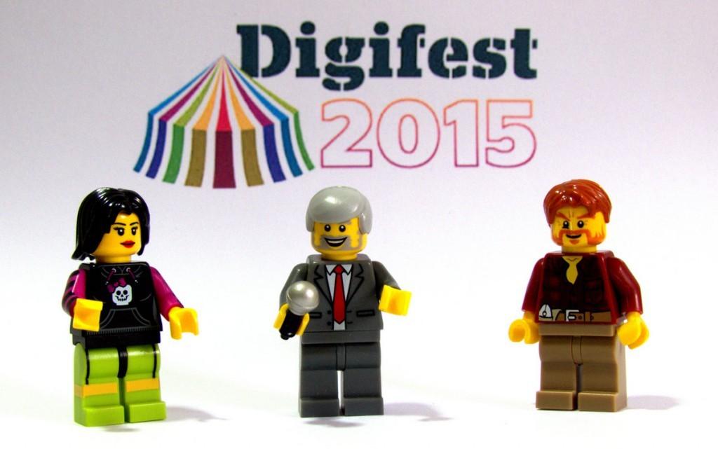 Digifest LEGO