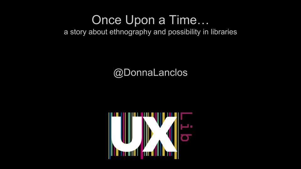 UX Keynote